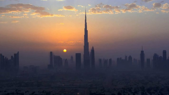 Dubai Tourism Brand Film 30 seconds