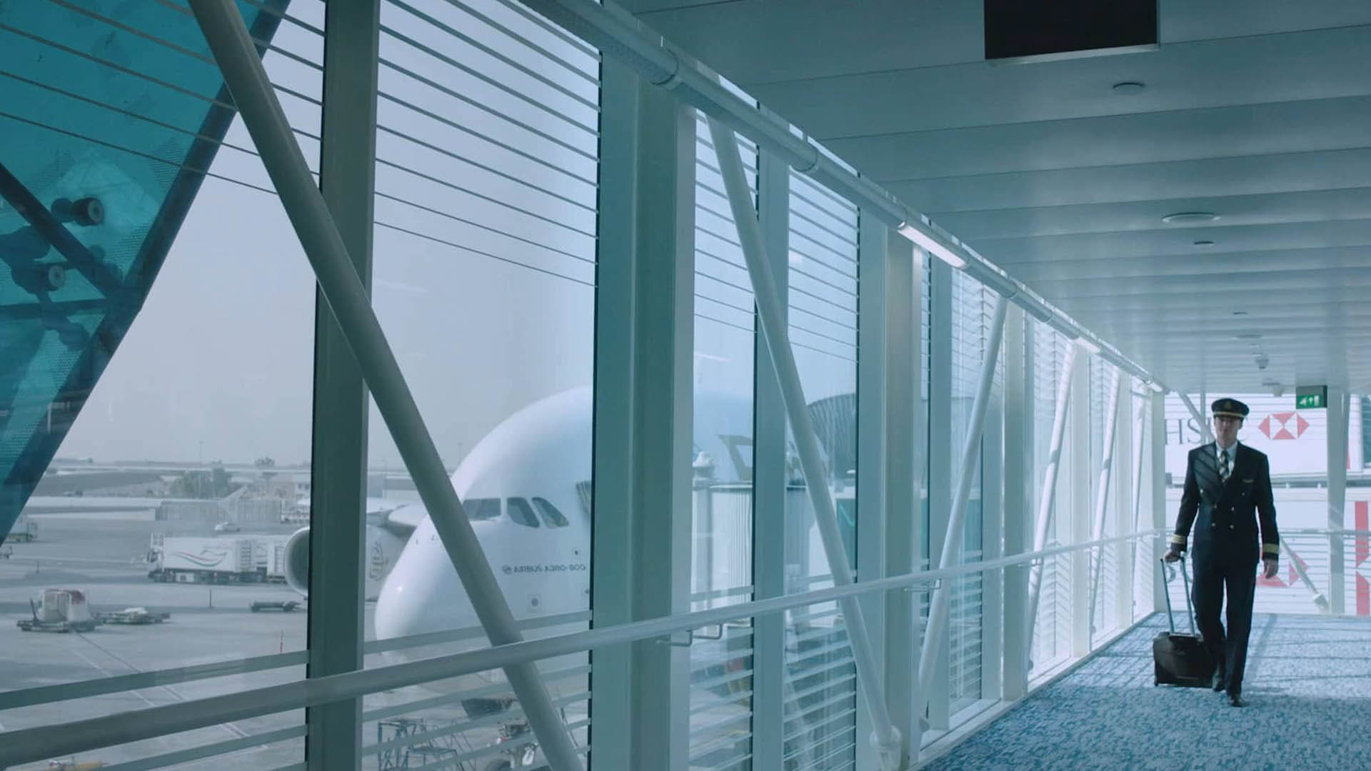 Emirates Pilots   Ben McCone