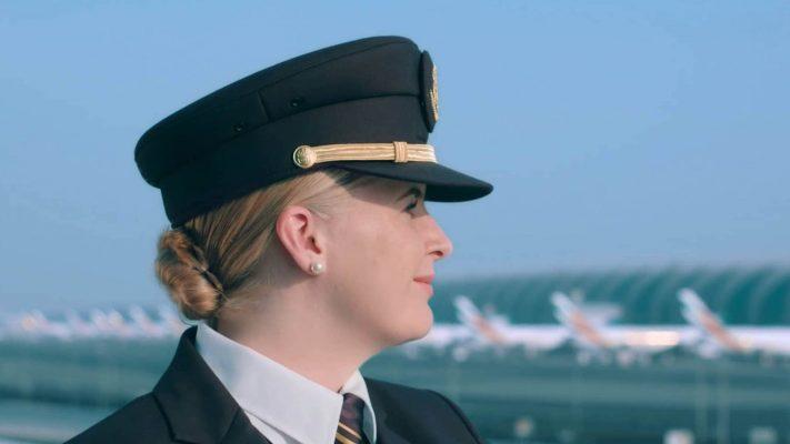 Emirates Pilots   Jenel Davis