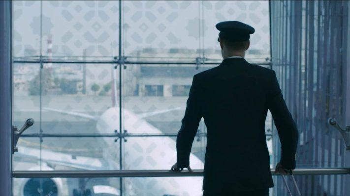 Emirates Pilots   Mark Le Mesurier